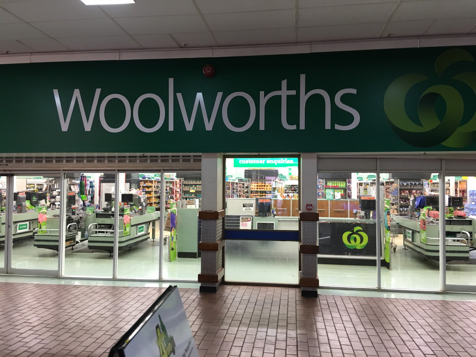 Woolworths report details