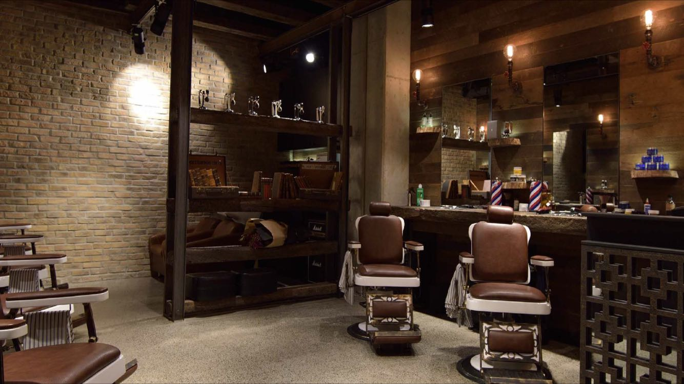 Man Cave Barber Toronto Review : Man cave barber lounge toronto the best