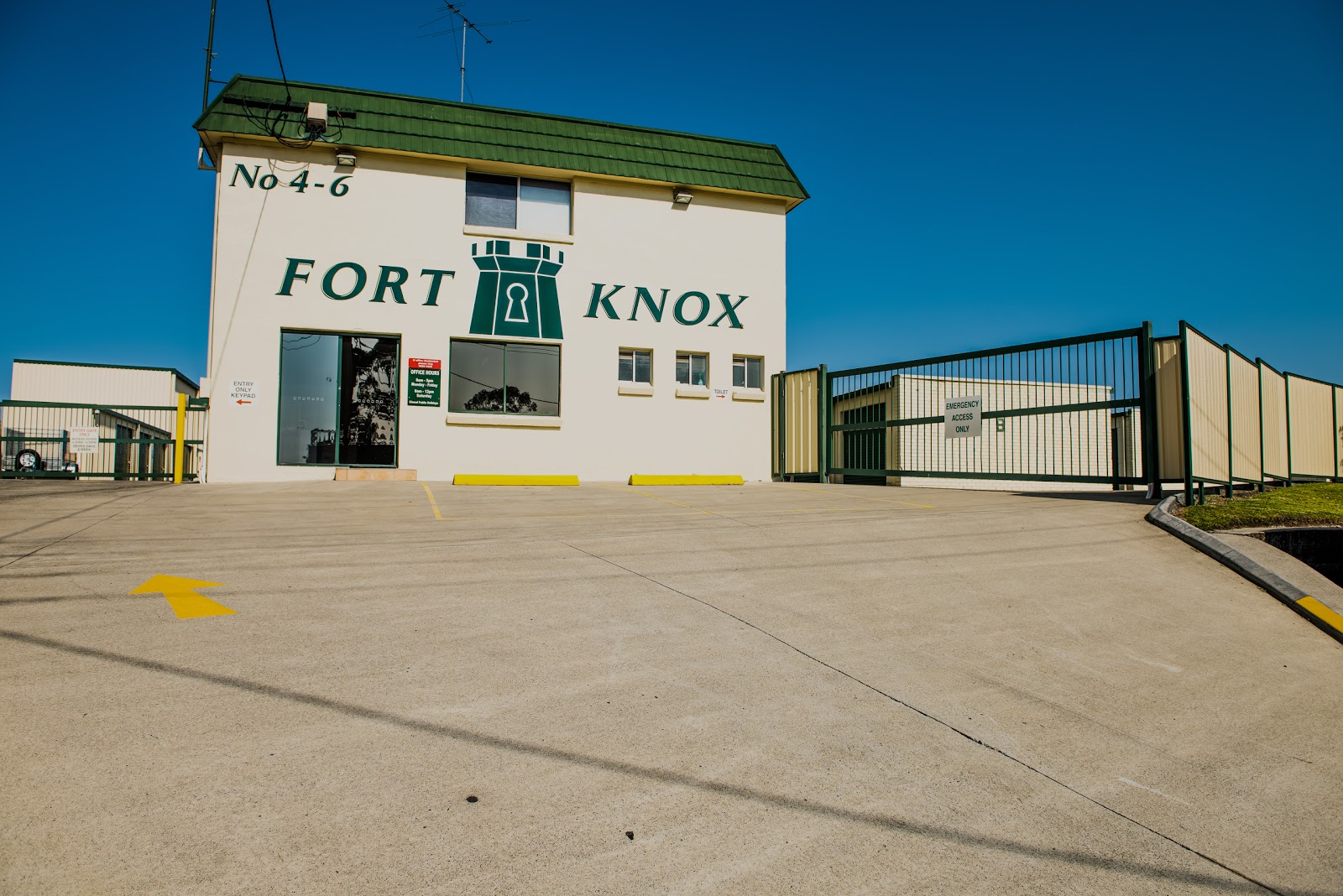 Fort Knox Storage Burleigh