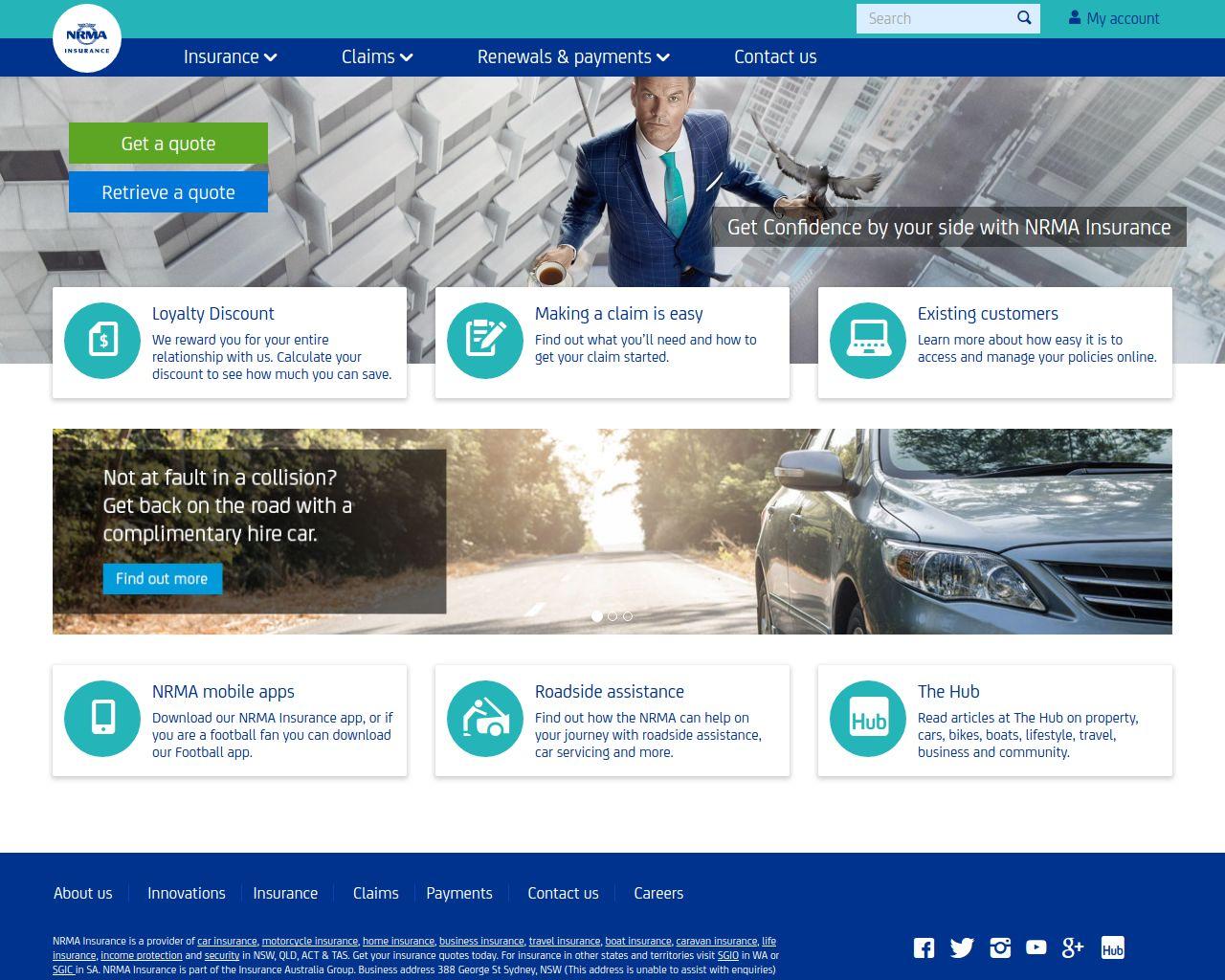 Nrma Car Insurance Quote Qld