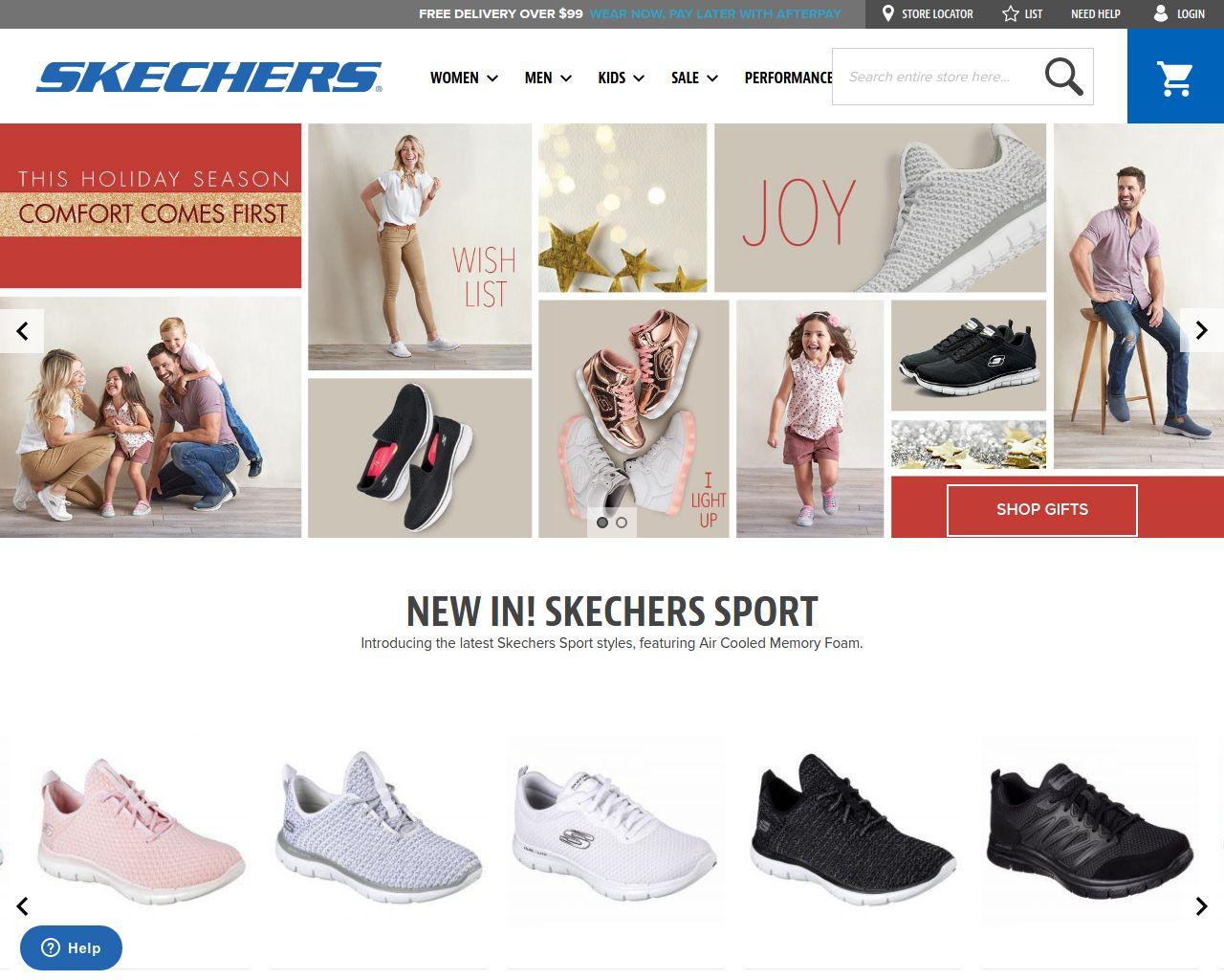 skechers shoes geelong
