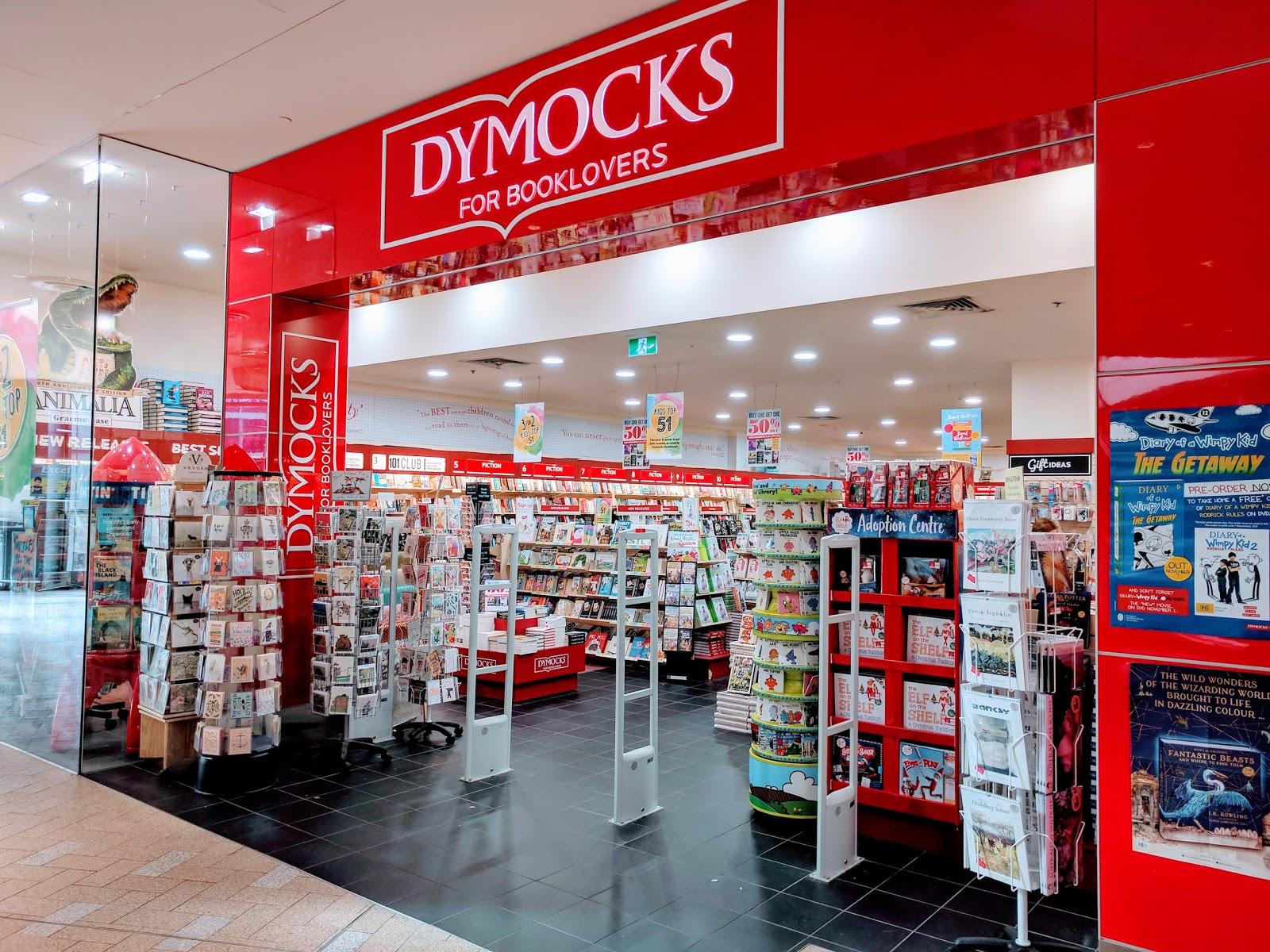 DYMOCKS KNOX CITY GEELONG VIC